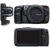 Blackmagic Pocket Cinema Camera 6K Skins & Wraps | StickON