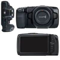 Blackmagic Pocket Cinema Camera 4K Skins & Wraps | StickON