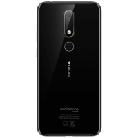 Nokia 6.1 Plus Skins & Wraps