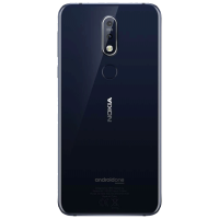 Nokia 5.1 Plus Skins & Wraps