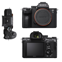 Sony Alpha A7 III Skins & Wraps | StickON